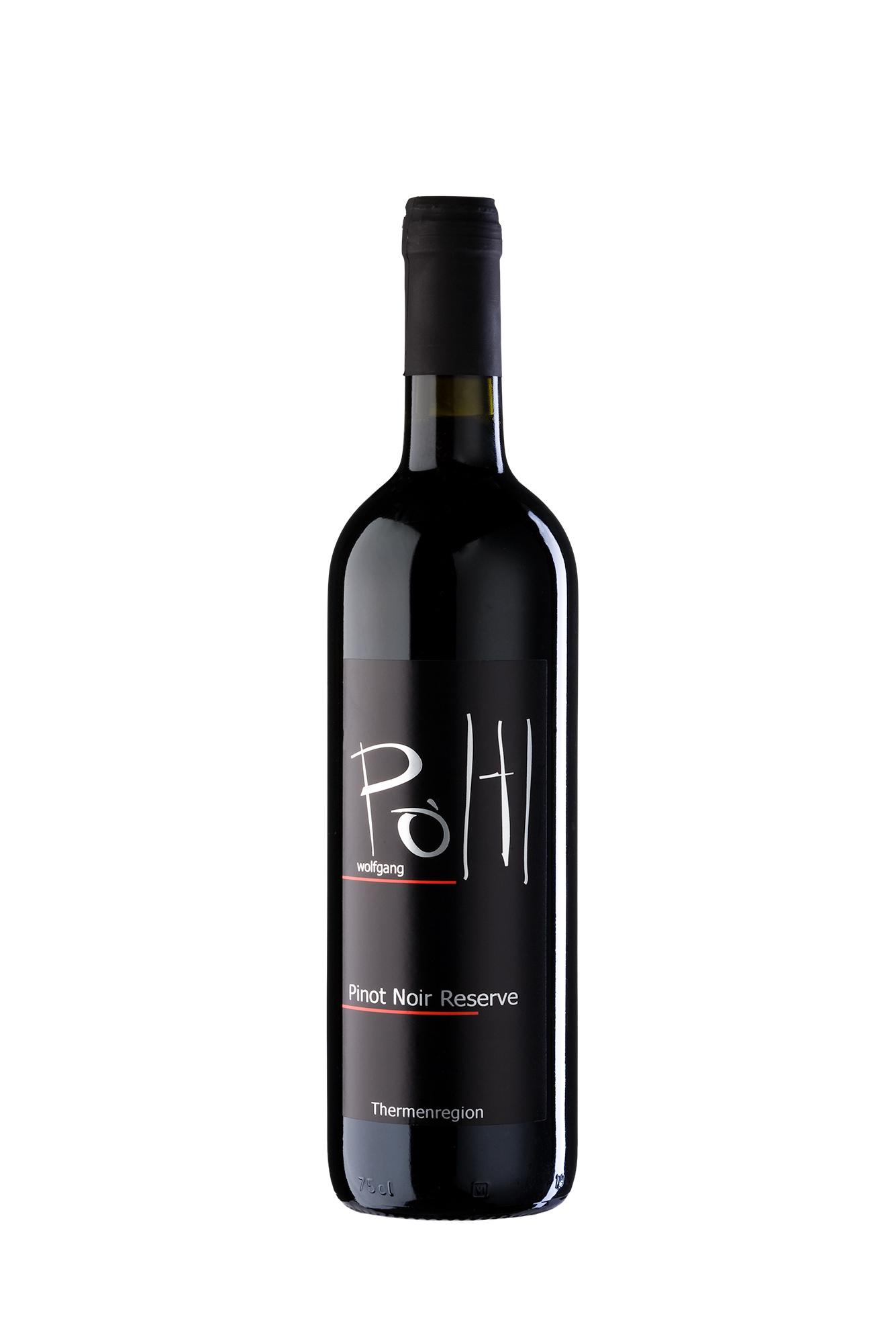Pinot Noir Reserve 2018 Rotwein 0,75l